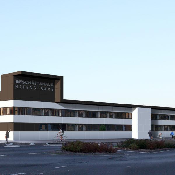 Projekt Part of Port in Lingen: Planung im Gewerk der Elektrotechnik über die Leistungsphasen 1-7.