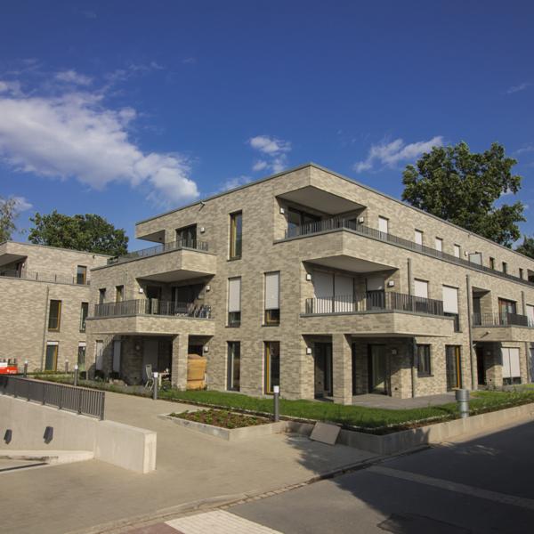 Neue Wohnanlage in Lingen. WBR Wolbeck Architekten, Exeler Bau- & Projektleitung und Krüssel Ingenieure schaffen wertvollen Wohnraum.